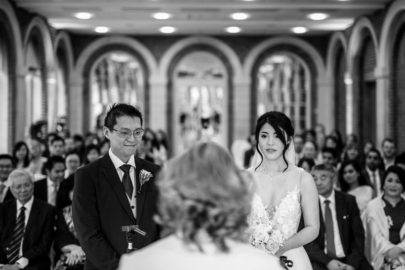 great fosters wedding photography